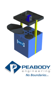 PEABODY ENGINEERING GEMINI² MULTIPLE CHEMICAL UNIT TANKS AND ACCESSORIES