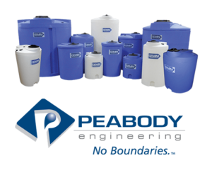 PEABODY ENGINEERING GEMINI TANKS